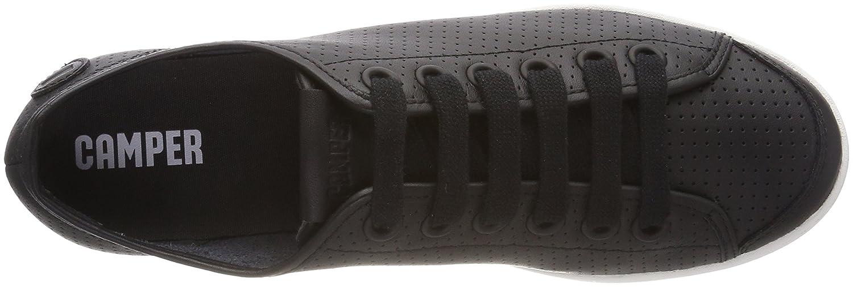 CAMPER Damen EU UNO Sneaker, Schwarz, 37 EU Damen Schwarz (schwarz 1) 14a331