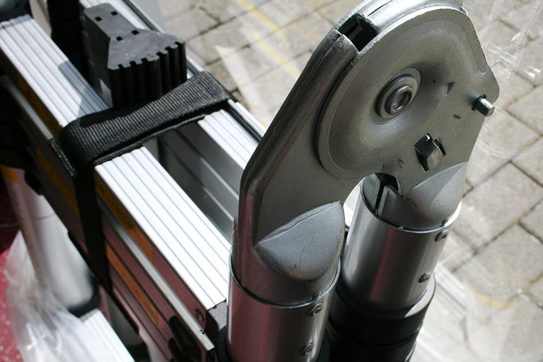Varan motors dlt b aluminium multifunktions teleskopleiter m