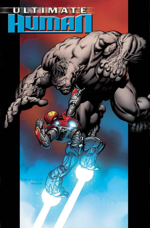 Download Ultimate Hulk vs. Iron Man: Ultimate Human pdf