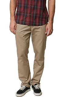 437a886fd885 Amazon.com: O'Neill Men's Jay Stretch Modern Fit Chino Pants: Clothing