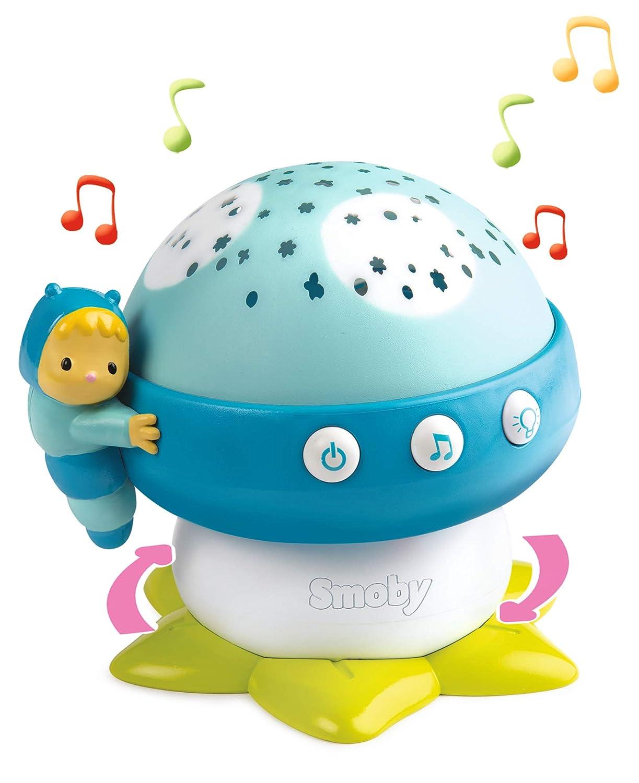 Smoby 110118 Cotoons - Luz Nocturna para bebé, diseño de Seta con ...