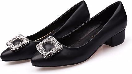 Forte Chaussures Tête Grande Donyyyy FemmeUne De Femme PikXuTOZ