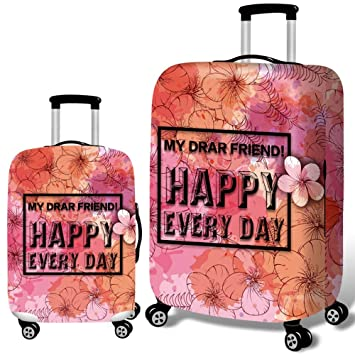 Persona Suitcase Protector Travel Luggage Cover Fit