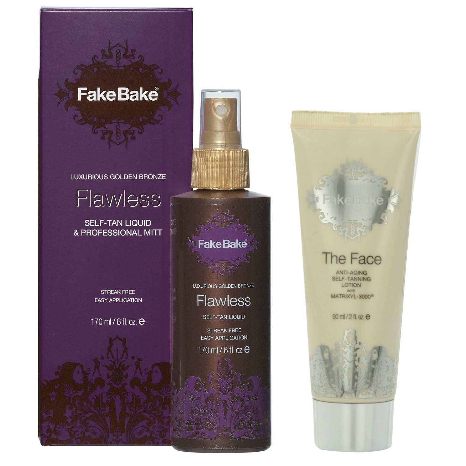 fake bake flawless 6 fl oz self tanning products