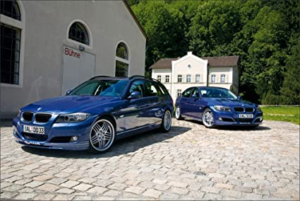Innerwallz BMW 2017 Alpina B3 S Bi-Turbo Cabrio, Alpina B3 S Bi-