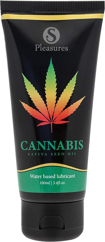 Sinful Pleasures Lubricante Cannabis - 100 ml