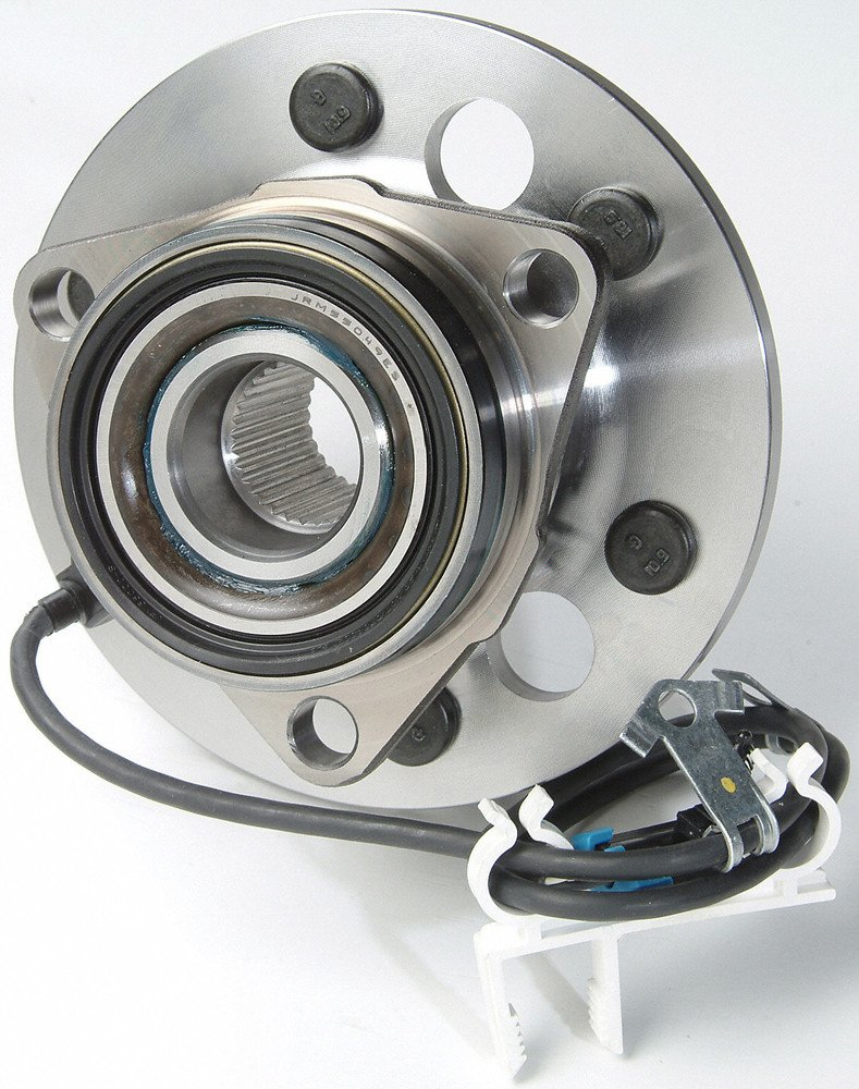 1996 fits GMC K1500 Front Wheel Bearing and Hub Assembly - Two Bearings Left and Right Included with Two Years Warranty Note: 6 Stud 4WD, Standard Cab Pickup 2-Wheel ABS, 4-Wheel ABS