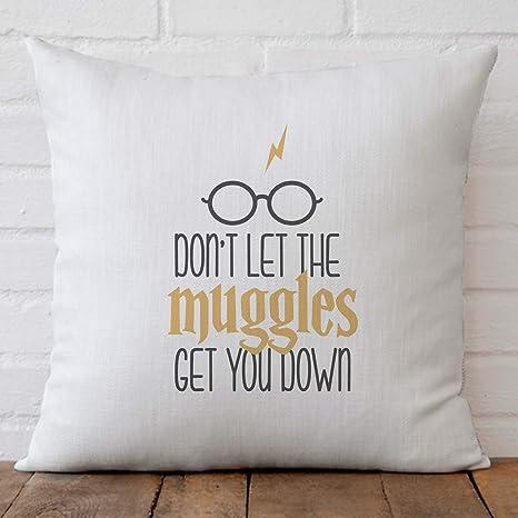 EstherBur87 - Funda de cojín, diseño de Harry Potter ...