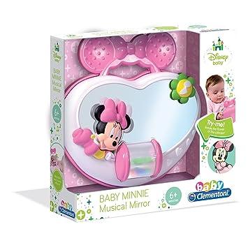 Clementoni Espejo Musical De Minnie: Amazon.es: Juguetes y ...