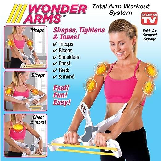 1 opinioni per - Macchina per allenamento braccia e torso Wonder Arms