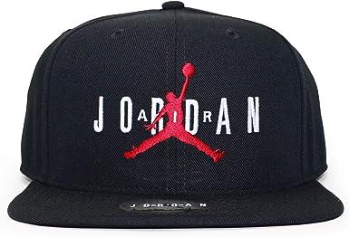 Jordan Gorra Pro Jumpman Air Hbr Negro Ajustable: Amazon.es: Ropa ...