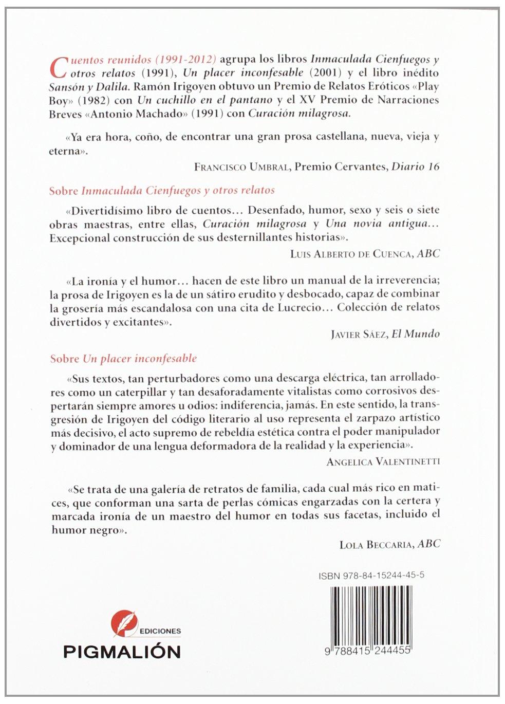 Cuentos reunidos, 1991-2012: RAMON IRIGOYEN: 9788415244455 ...