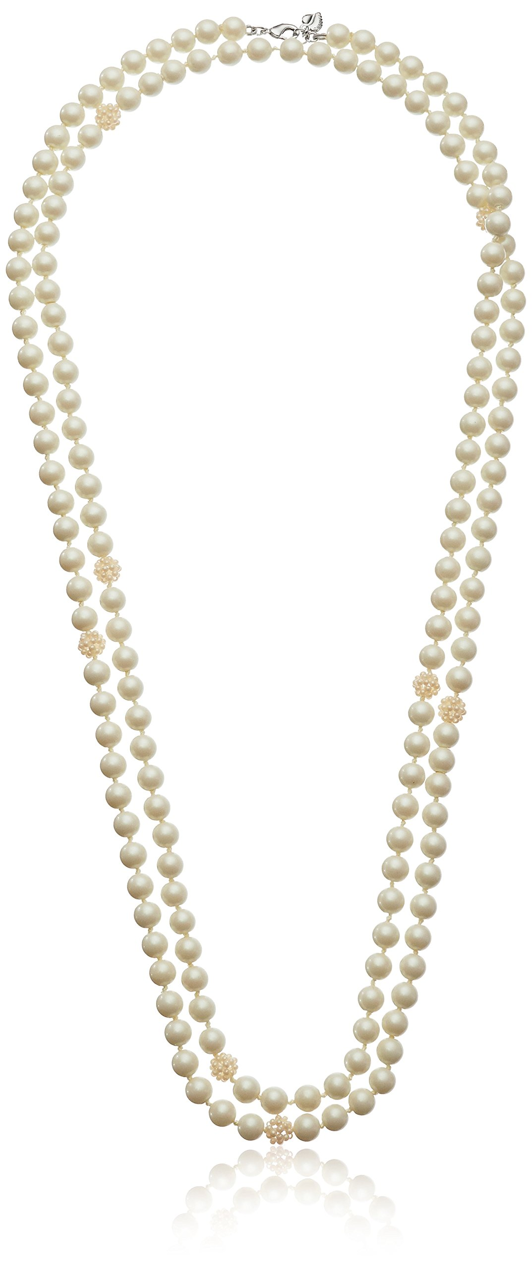 Carolee ''Washington Square'' Rope Pearl Strand by Carolee