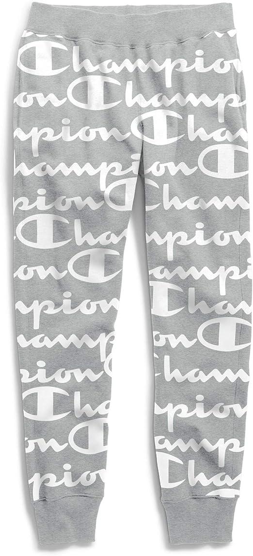 Champion LIFE - Pantalón de chándal con tejido inverso para hombre ...