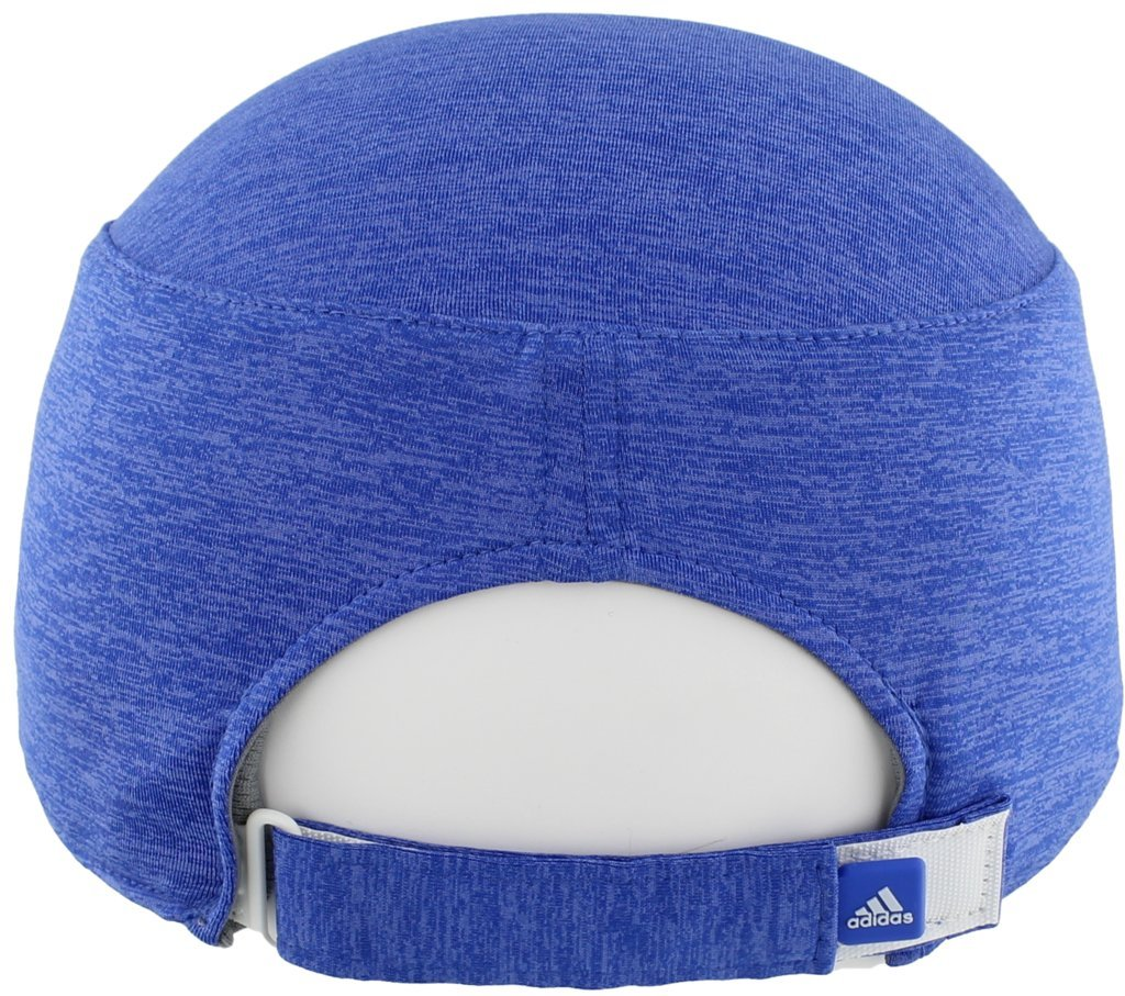 496b869a Amazon.com: adidas Women's Sport2Street Adjustable Military Cap, Hi - Res  Blue/Chalk Purple Heather/Aero Blue, One Size: Sports & Outdoors