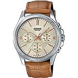 Casio Enticer Men Analog Silver Dial Men's Watch - MTP-1375L-9AVDF (A1079)