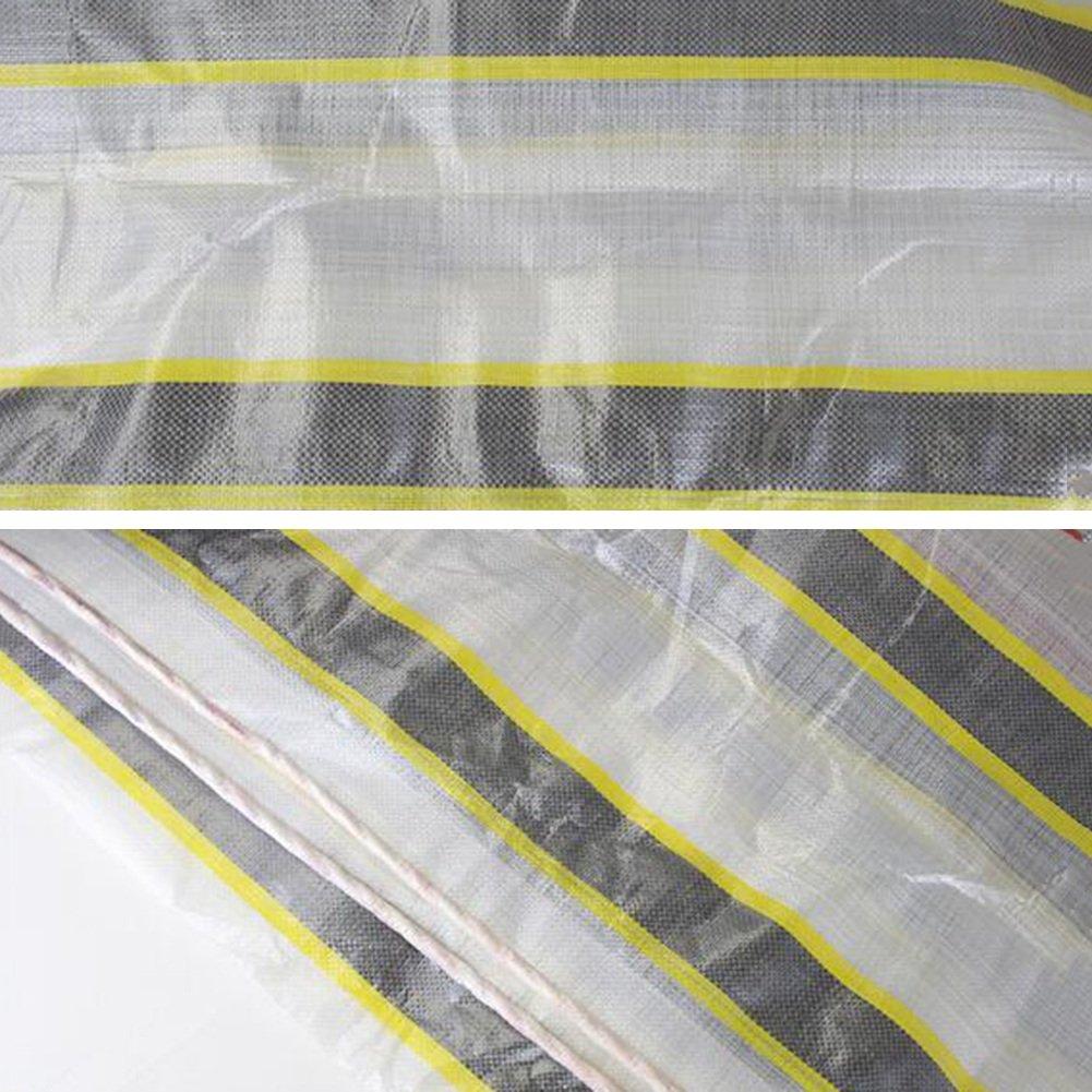 LQQGXL Sonnenschutzplane der LKW-Plane im Freien staubdichte staubdichte staubdichte windundurchlässige Anti-Oxidation, Streifen, Wasserdichte Plane B07H9K12MF Zeltplanen Wert 6422a0