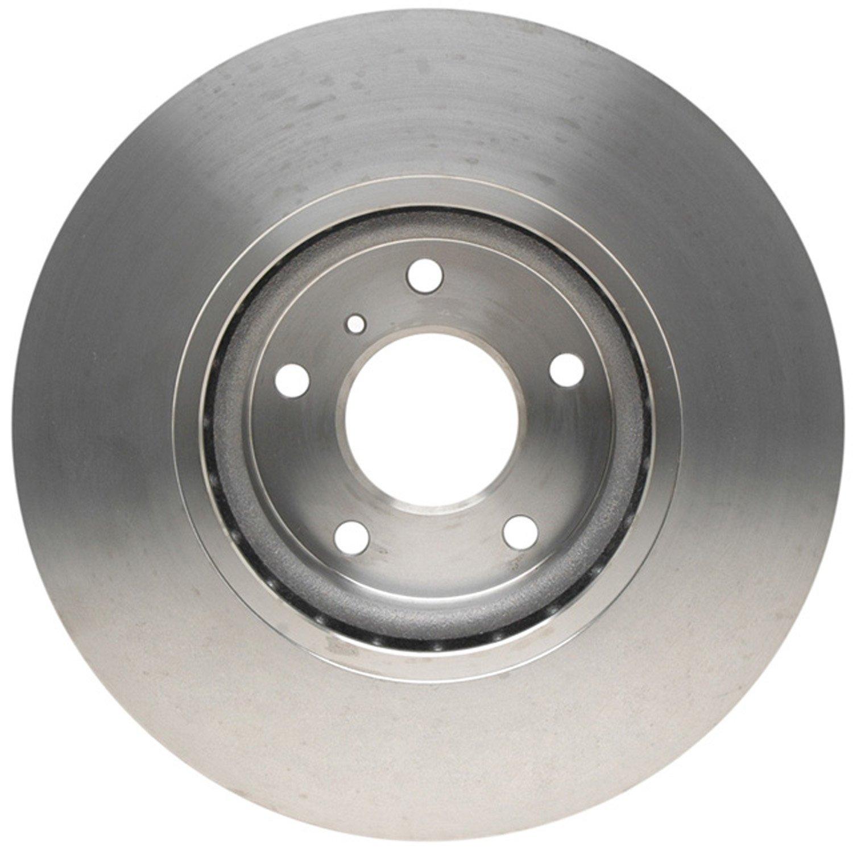 ACDelco 18A1811A Advantage Non-Coated Front Disc Brake Rotor