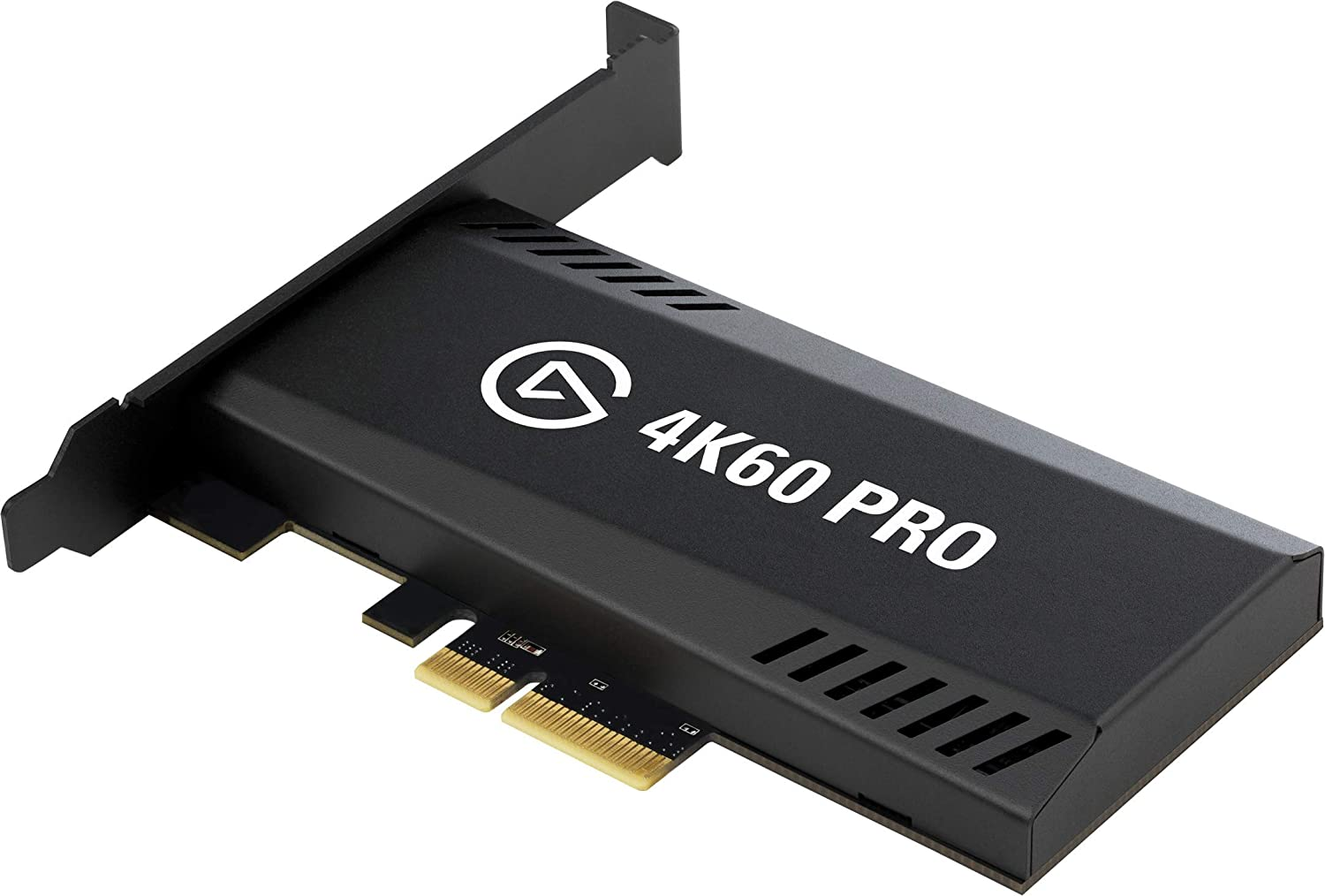 Superior Low Latency Technology PCIe Capture Card 4K60 HDR10 Capture and PassThrough Elgato Game Capture 4K60 Pro MK.2