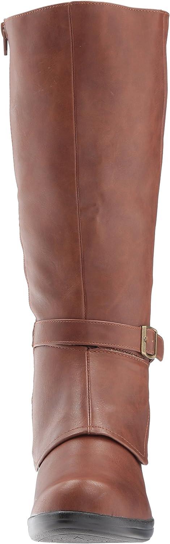 Easy Street Womens Jan Plus Harness Boot