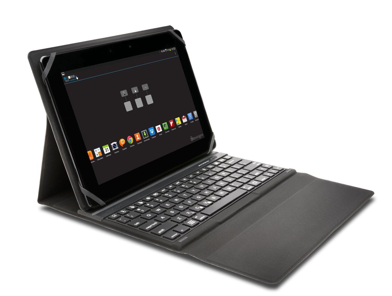 Kensington Key Folio Fit Bluetooth Keyboard Case for Samsung Tab 4 (K97317US) by Kensington (Image #5)