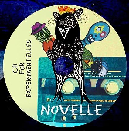 Die Novelle (Hrsg. Daniel Ableev u.a.) - CD für Experimentelles