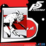 Atlus Persona 5, PS4 Basic PlayStation 4 video game - video games (PS4, PlayStation 4, RPG (Role-Playing Game), M (Mature))
