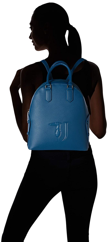 26.5x30x11 cm Trussardi Jeans Melissa Backpack Covered Studs Zaino Donna W x H x L