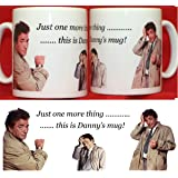 Columbo - Personalised Mug - Any name, just send a message when you buy.