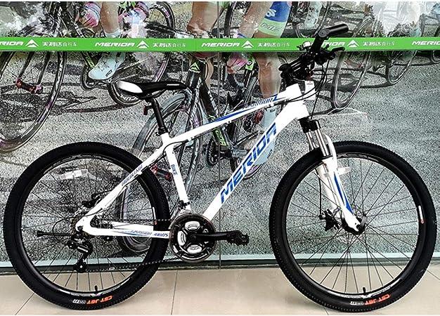 QIMENG Bicicleta Montaña Adulto Bicicleta Montaña 26