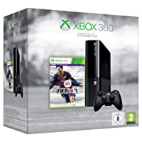 Xbox 360 250GB Console with FIFA 14 [2013]