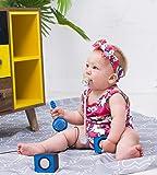 Leapparel Funny Unicorn Printing Baby Girls