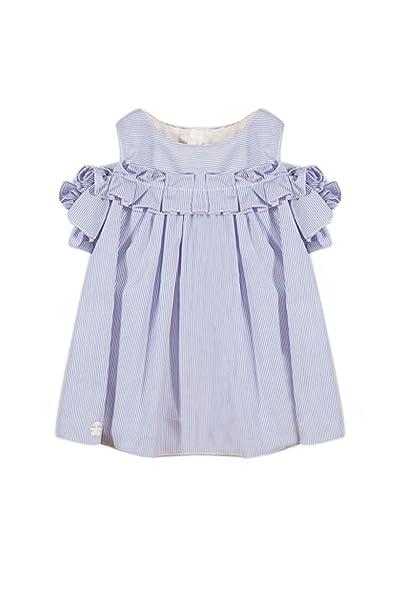 stile classico nuovo stile stile classico del 2019 le Bebe' Vestito NEONATA: Amazon.it: Abbigliamento