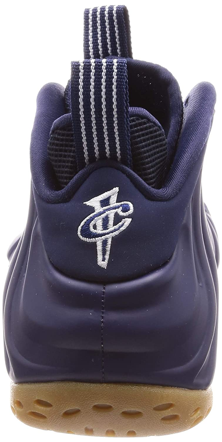 Nike Air Foamposite One Obsidian Women s Navy Blue Glitter ...