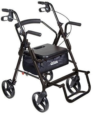 Amazon.com: Negro Convertible – Andador y silla de ...