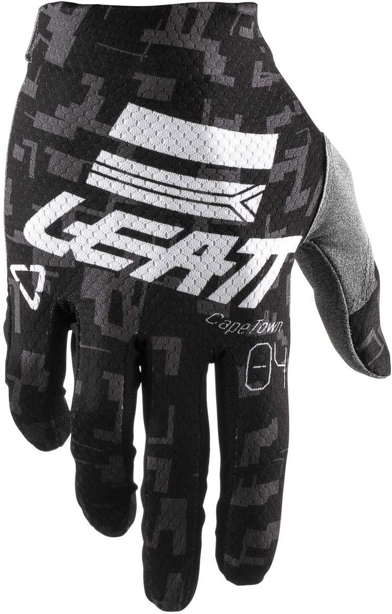 Medium Leatt 2020 GPX 1.5 GripR Gloves Royal
