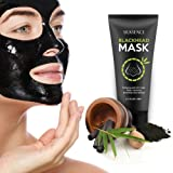Amazon Price History for:SILKSENCE Blackhead Remover Mask, Deep Cleansing Purifying Peel-Off Black Mask 50g