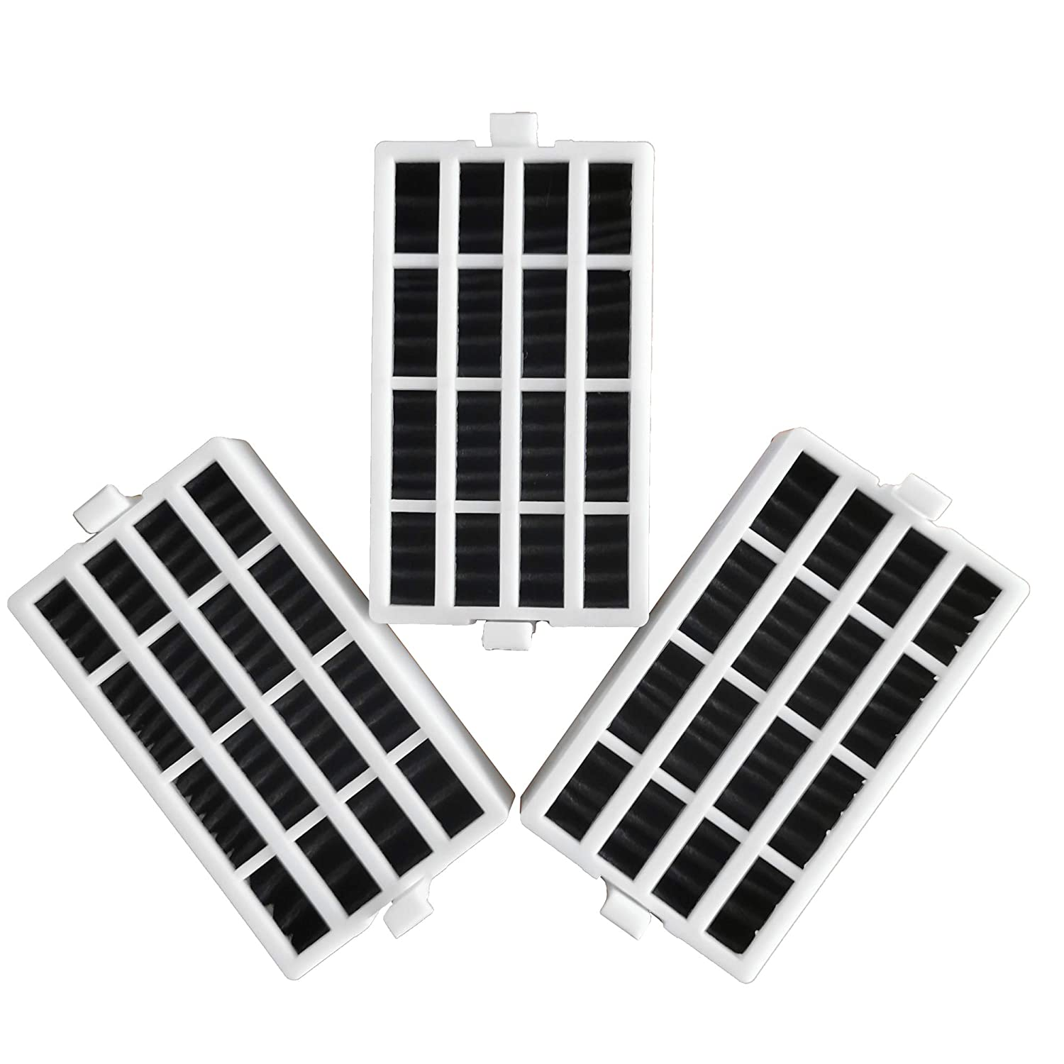 Replacement Refrigerator Air Filter for Whirlpool W10311524 AIR1, 3 Pack