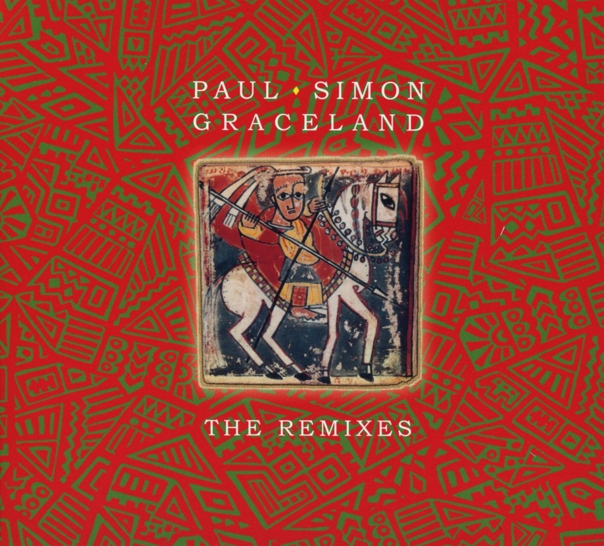 CD : Paul Simon - Graceland: The Remixes (CD)