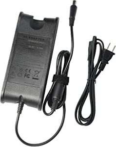yanw 19.5V 3.34A AC Adapter Charger for Dell Inspiron N5010 N5030 N5040 N5050 PA-12