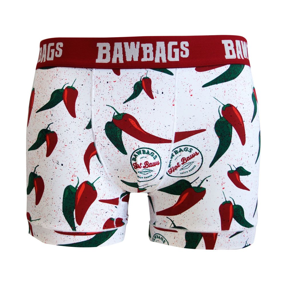 Bawbags Cool De Sacs Chilli Boxer Shorts
