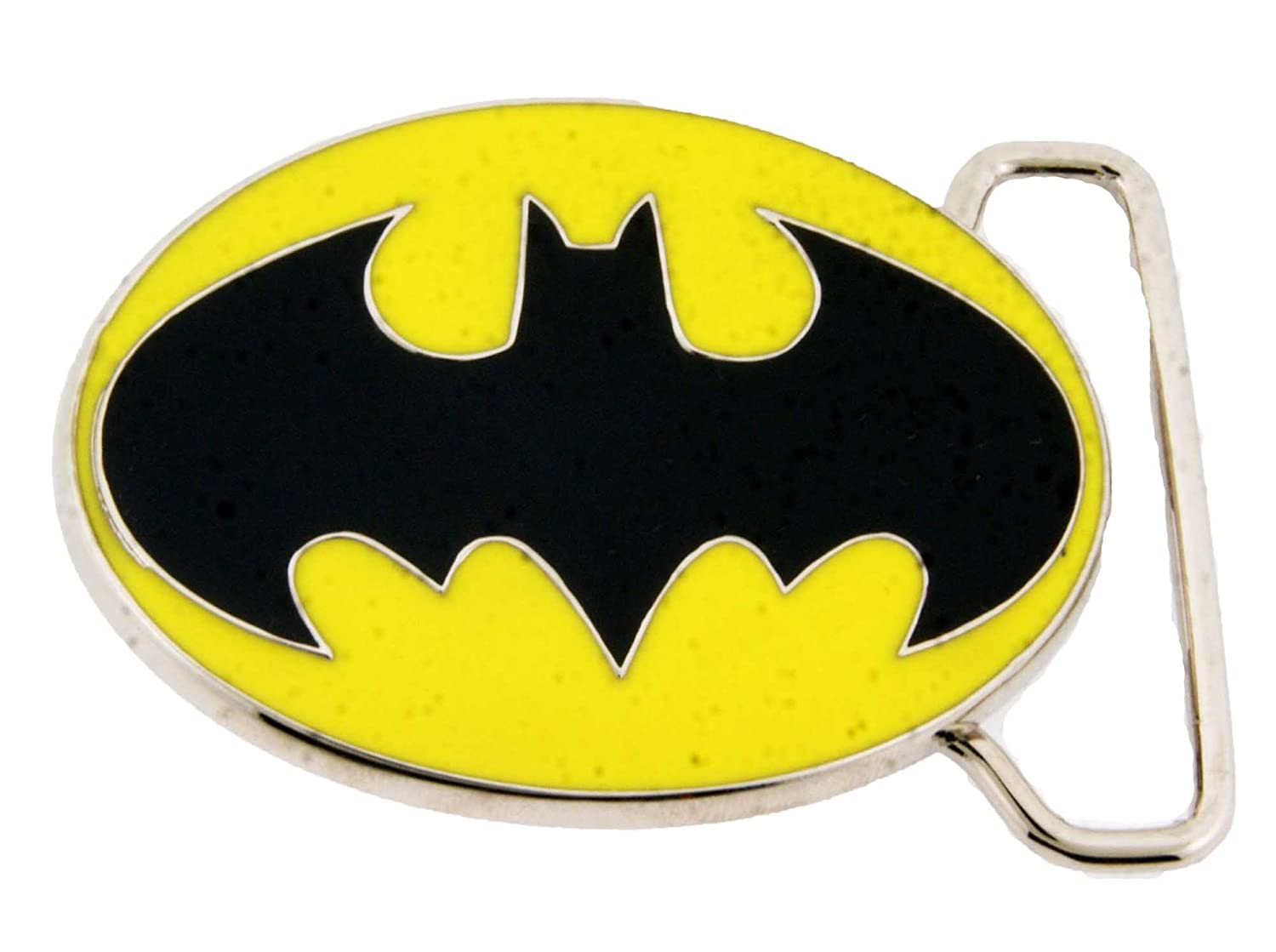 Black Yellow Mens Batman Belt NEW Size S M L XL