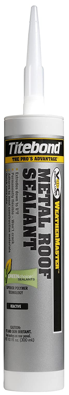 High Quality Amazon.com: Titebond 61111 Metal Roof Sealant Cartridge, 10.1 Oz.,  Translucent: Home Improvement