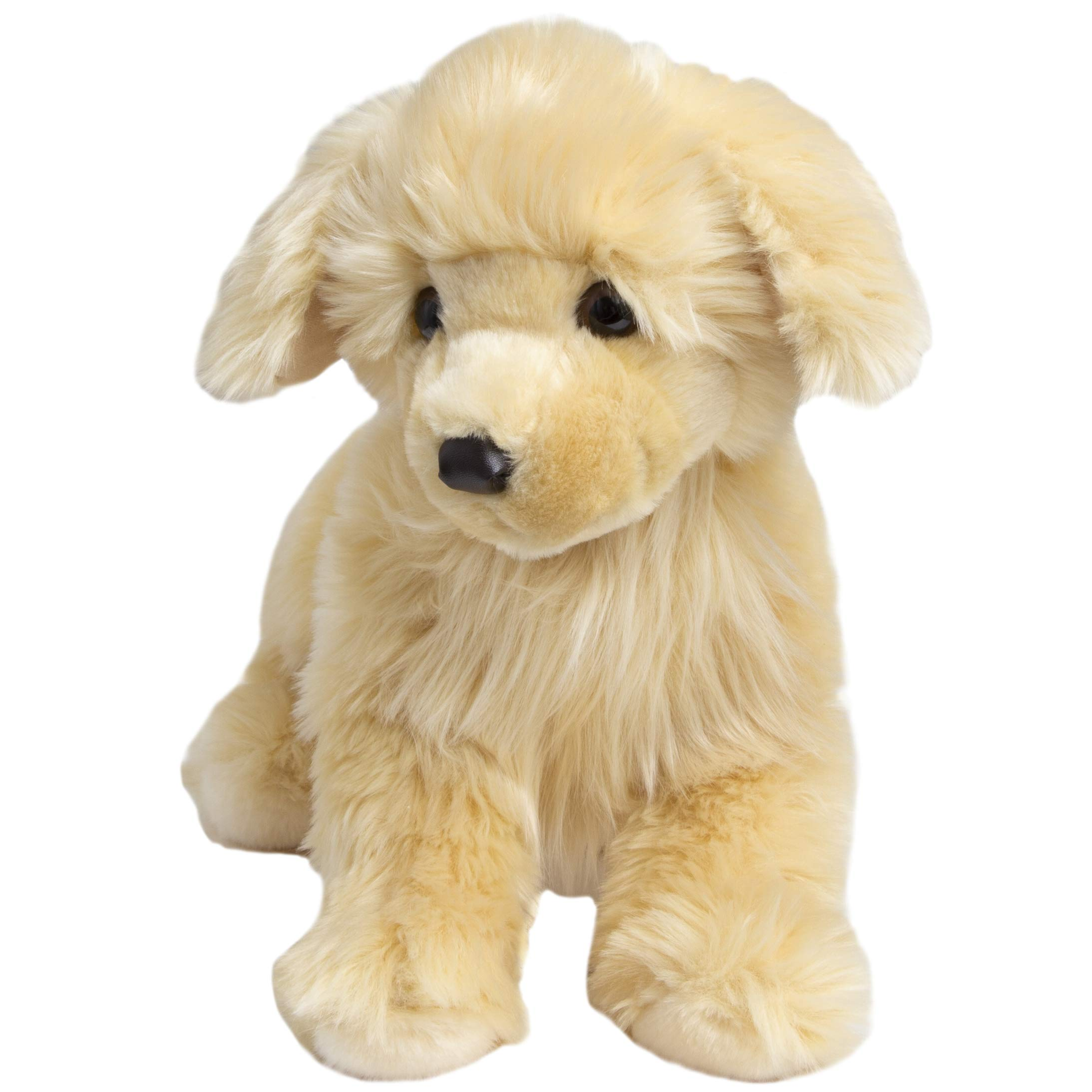 FAO Schwarz 20'' Golden Retriever Puppy Dog Toy Plush, Ultra Soft and Snuggly Stuffed Animal Doll for Creative and Imagination Play, for Boys, Girls, Children Ages 3 and Up, Playroom and Nursery by FAO Schwarz
