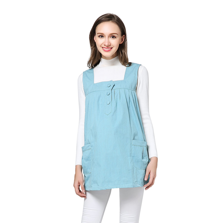 JOYNCLEON Anti-Radiation Maternity Clothes Tank Top Vest Protection Shield Dresses for Pregnancy