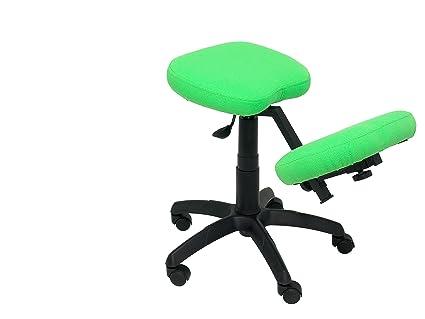 Piqueras y crespo 37 g sgabello da ufficio ergonomico girevole e