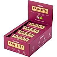 Raw Bite Barrita ecológica de Cereza 600 g