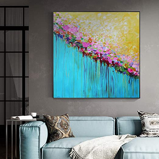 SUMIANYH Oil Paintings On Canvas Hand Painted,Hand Painted Oil ...