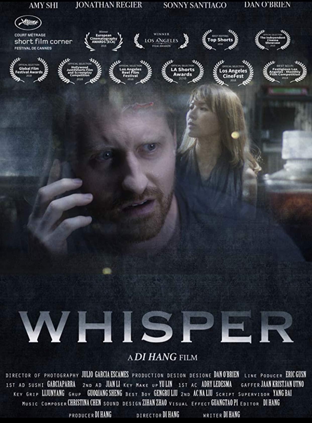Whisper on Amazon Prime Video UK