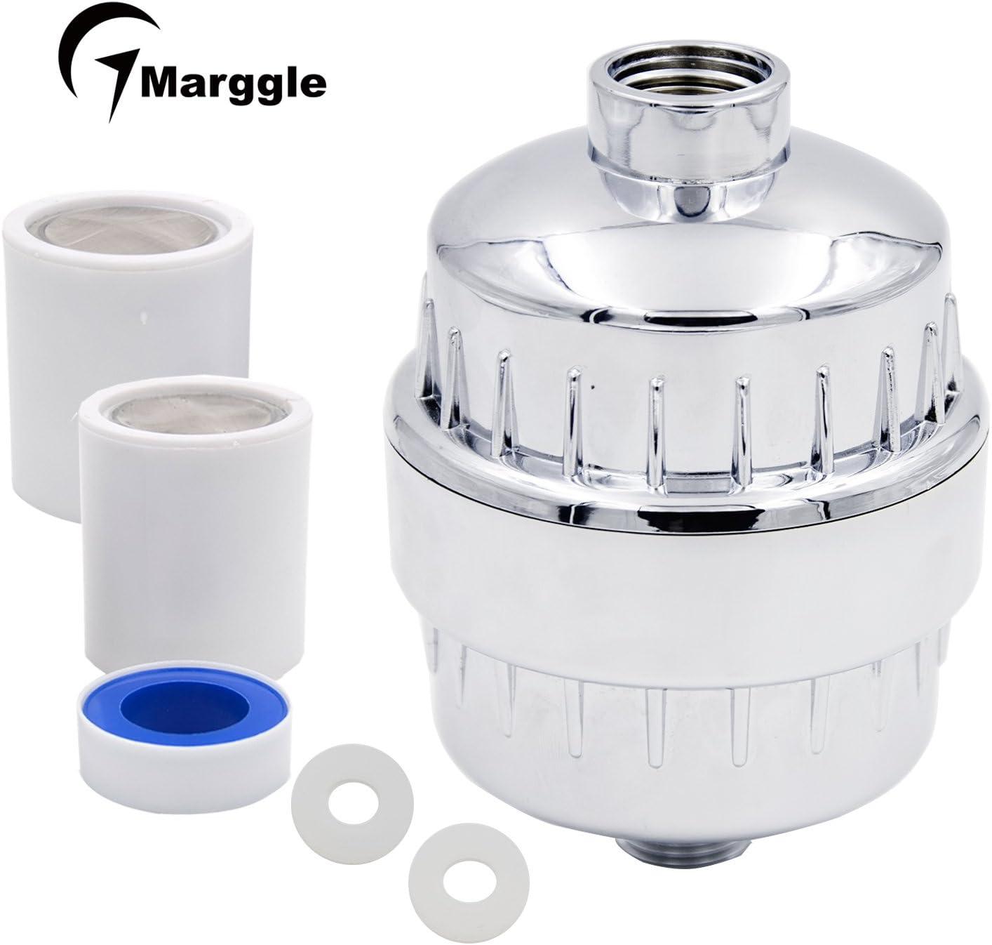 10-stage ducha filtro de agua con 2 Catridge – (2017 upgrated ...